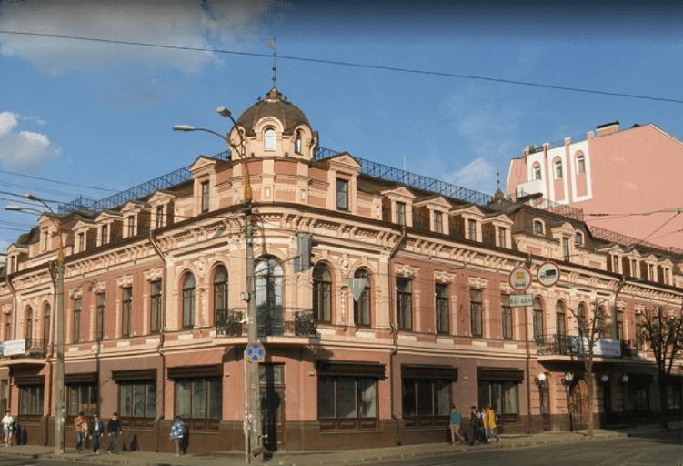Podil Heritage ул.