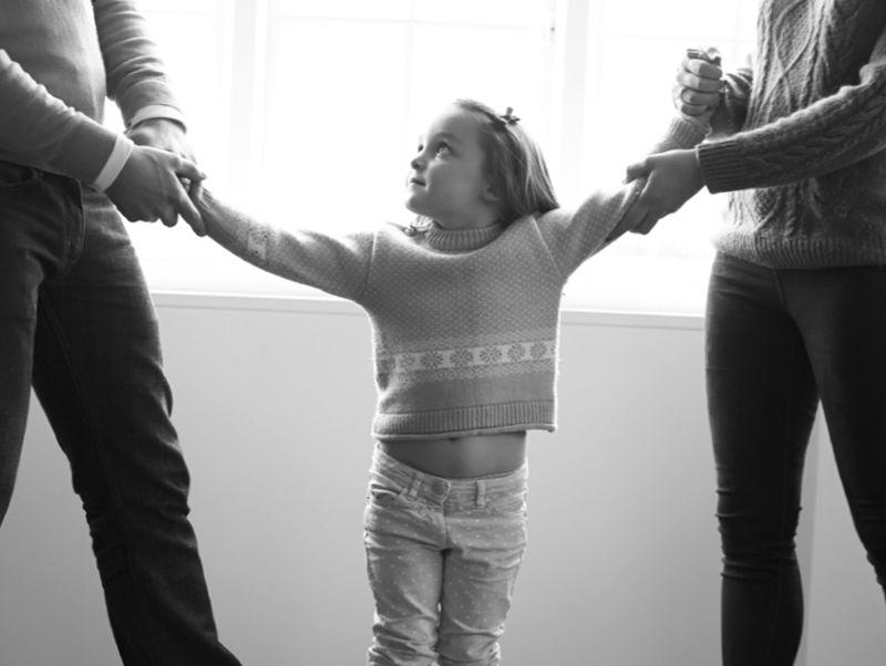 Определение порядка в участии воспитания ребенка