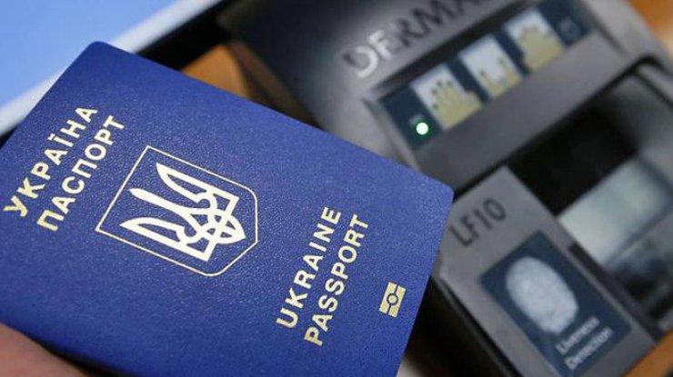 Паспорт, разрешение на выезд за границу (ребенка)