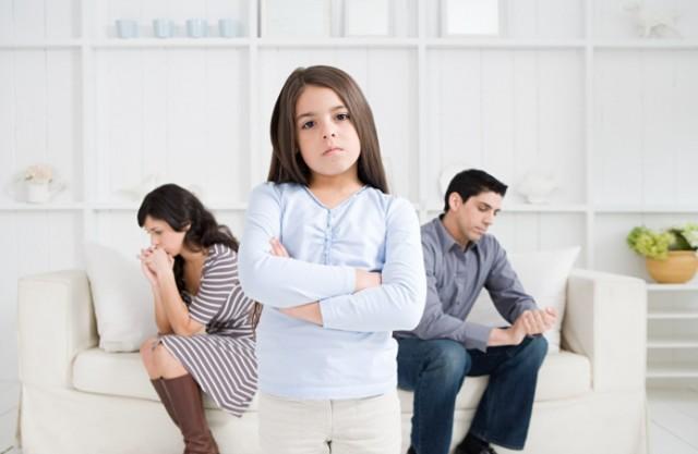 Как подать на развод если есть дети украина