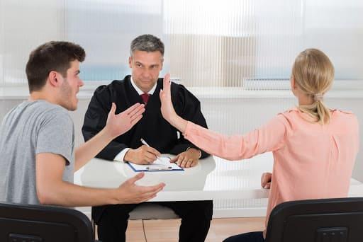причини розлучення, що говорити в судді