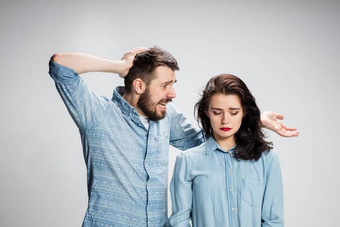 муж не уважает жену