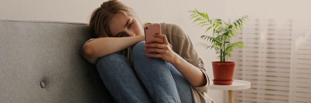 Как выйти из депрессии после развода